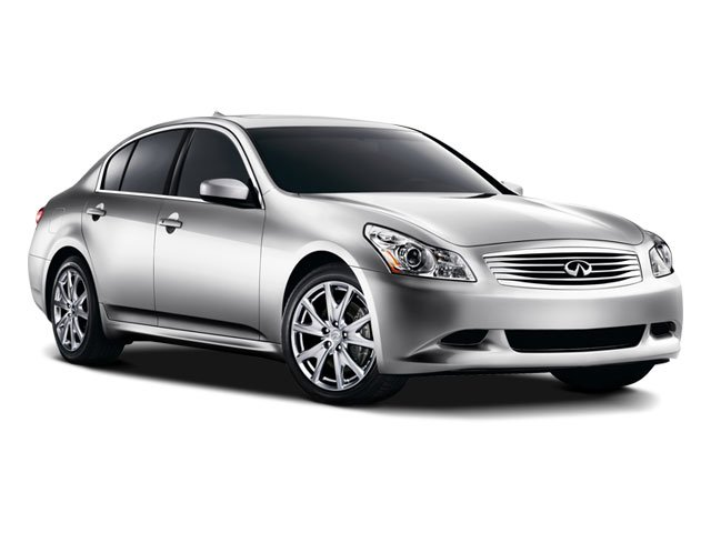 2009 INFINITI G37 Sedan Journey 6 SpeakersAMFM radio XMAMFMCD Player wMP3WMA CapabilityCD
