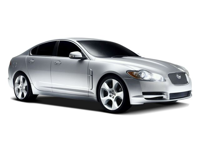 2009 Jaguar XF 4.2 Supercharged w/ Nav & Sunroof