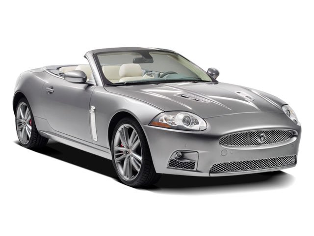 2009 Jaguar XK Series XKR Supercharged Rear Wheel Drive Active Suspension Power Steering 4-Whee