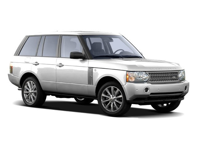 2009 Land Rover Range Rover SC Supercharged Four Wheel Drive Tow Hitch Air Suspension LockingL