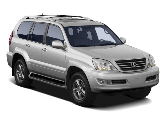 2009 Lexus GX 470 GX 470 Sport Utility 4D LockingLimited Slip Differential Four Wheel Drive Air