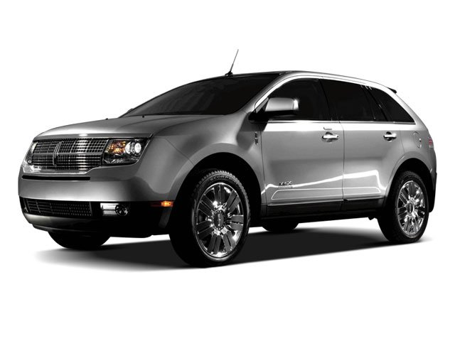 2009 Lincoln MKX 4DR AWD All Wheel Drive Power Steering 4-Wheel Disc Brakes Aluminum Wheels Tir
