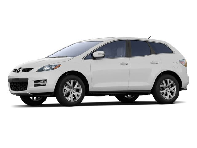 2009 Mazda CX-7 Grand Touring Turbocharged Front Wheel Drive Power Steering 4-Wheel Disc Brakes