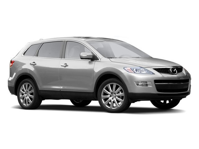 2009 Mazda CX-9 Sport Front Wheel Drive Power Steering 4-Wheel Disc Brakes Aluminum Wheels Tire