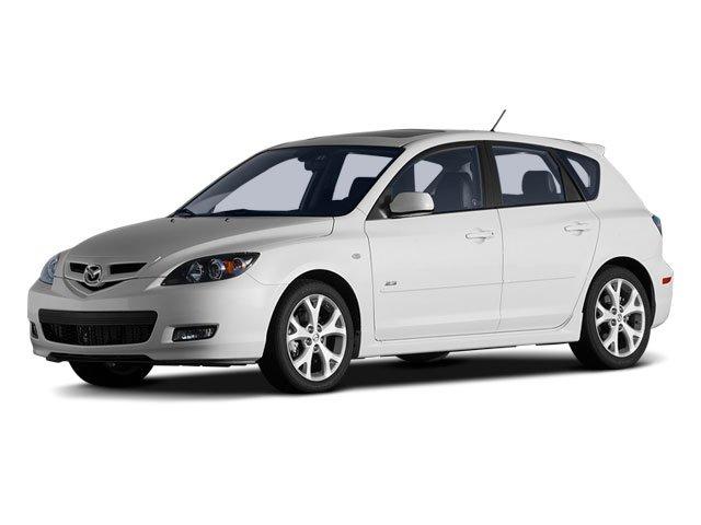 2009 Mazda Mazda3 Mazdaspeed3 Sport Turbocharged LockingLimited Slip Differential Front Wheel Dr