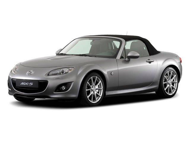 2009 Mazda MX-5 Miata  Rear Wheel Drive Power Steering 4-Wheel Disc Brakes Aluminum Wheels Tire