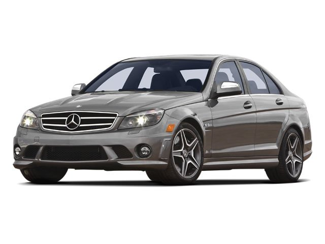 2009 Mercedes C-Class 63L AMG Rear Wheel Drive Power Steering ABS 4-Wheel Disc Brakes Brake As