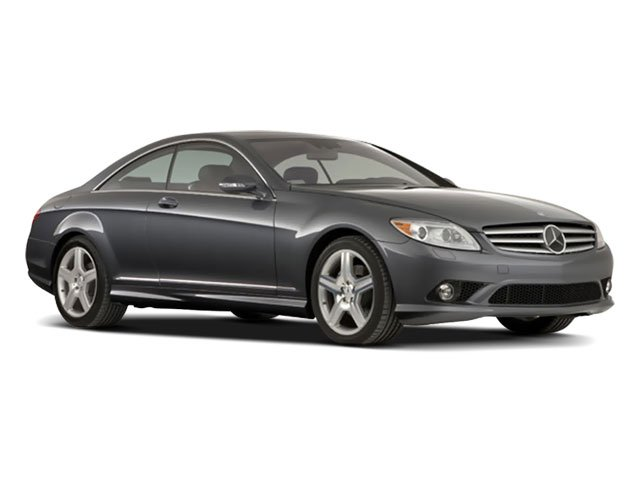 2009 Mercedes CL-Class 63L V8 AMG Rear Wheel Drive Air Suspension Active Suspension Power Steer