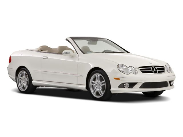 2009 Mercedes CLK-Class 35L Rear Wheel Drive Power Steering 4-Wheel Disc Brakes Aluminum Wheels