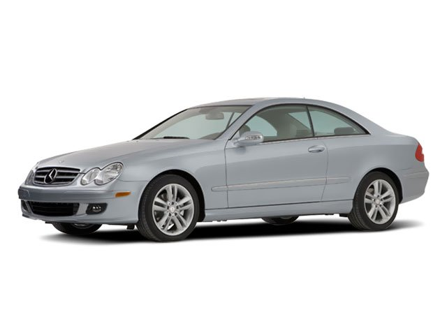 2009 Mercedes CLK-Class 55L Rear Wheel Drive Power Steering 4-Wheel Disc Brakes Aluminum Wheels