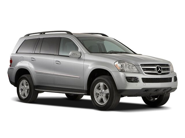 2009 Mercedes GL-Class 55L Four Wheel Drive Air Suspension Active Suspension Power Steering 4-