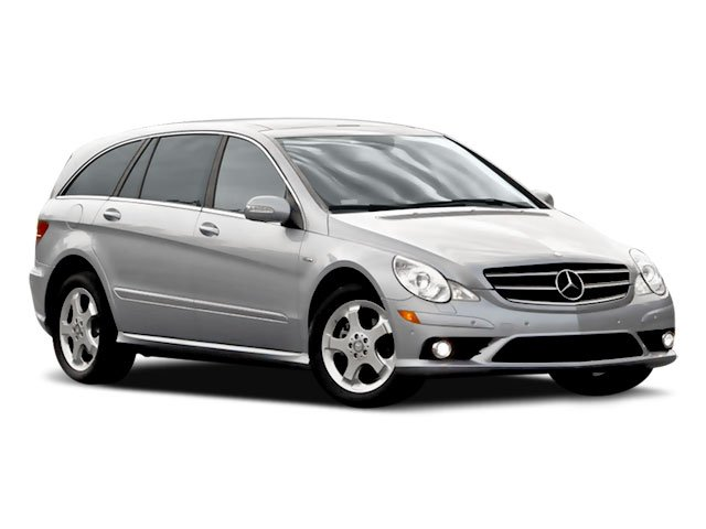2009 Mercedes R-Class 35L All Wheel Drive Air Suspension Power Steering 4-Wheel Disc Brakes Al