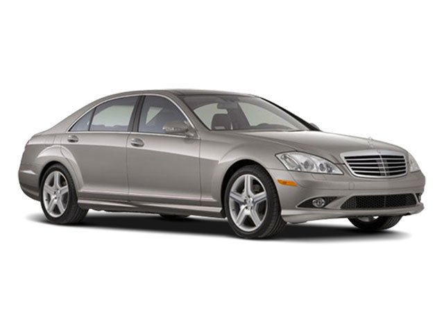 2009 Mercedes S-Class 55L V8 All Wheel Drive Air Suspension Active Suspension Power Steering 4