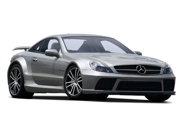 2009 Mercedes SL-Class AMG Rear Wheel Drive Air Suspension Active Suspension Power Steering 4-W