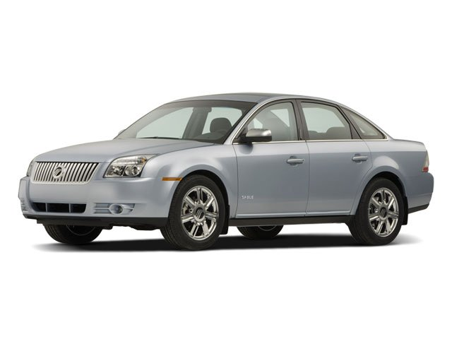 2009 Mercury Sable Premier All Wheel Drive Power Steering Aluminum Wheels Tires - Front Performa