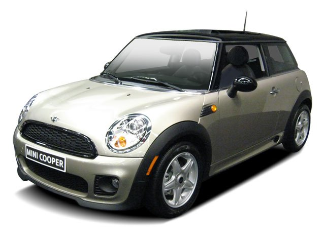 2009 MINI Cooper Hardtop Cooper Hatchback 2D Front Wheel Drive Power Steering 4-Wheel Disc Brakes