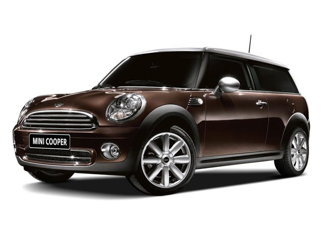2009 MINI Cooper Clubman Clubman Front Wheel Drive Power Steering 4-Wheel Disc Brakes Aluminum W