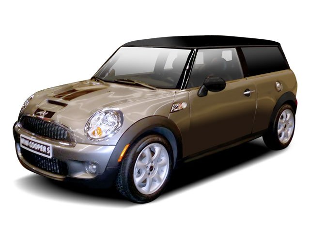 2009 MINI Cooper Clubman S Turbocharged Front Wheel Drive Keyless Start Power Steering 4-Wheel