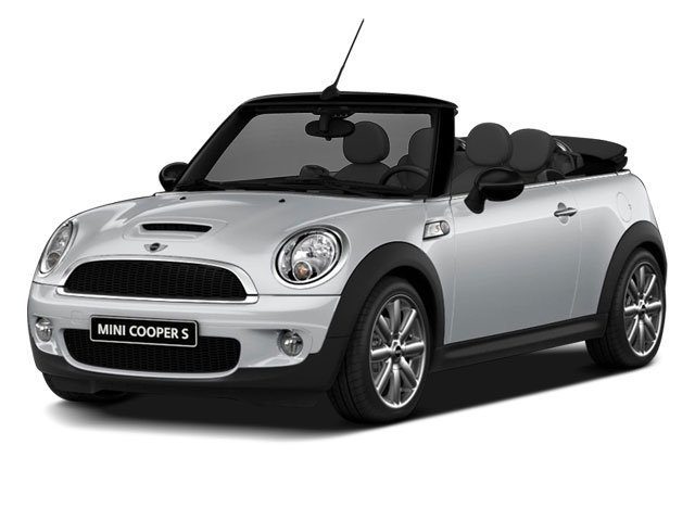 2009 MINI Cooper Convertible S Turbocharged Front Wheel Drive Power Steering 4-Wheel Disc Brakes