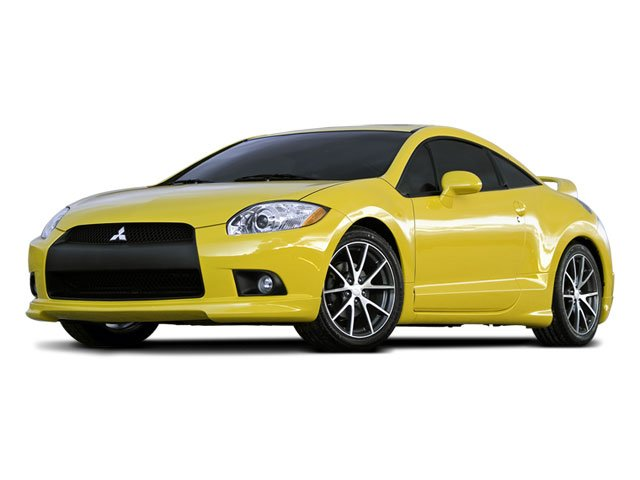 2009 Mitsubishi Eclipse GS Front Wheel Drive Power Steering 4-Wheel Disc Brakes Aluminum Wheels