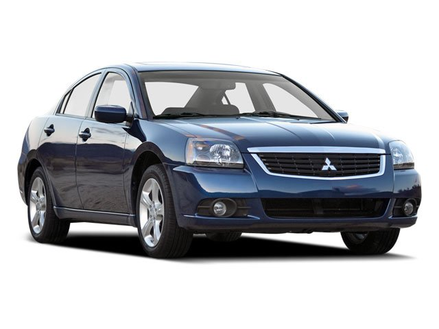 2009 Mitsubishi Galant ES Front Wheel Drive Power Steering 4-Wheel Disc Brakes Wheel Covers Ste