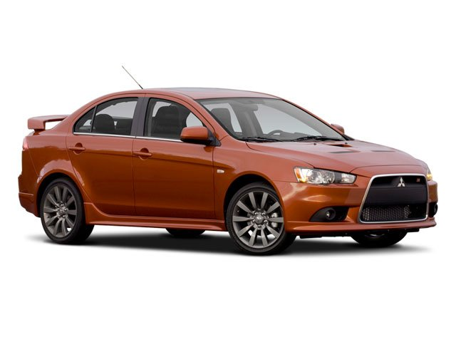 2009 Mitsubishi Lancer GTS Front Wheel Drive Power Steering 4-Wheel Disc Brakes Aluminum Wheels