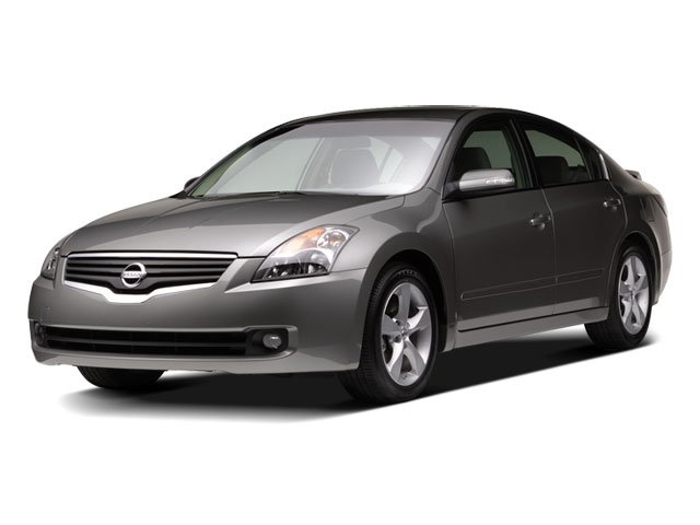 2009 Nissan Altima 25 SL Front Wheel Drive Power Steering 4-Wheel Disc Brakes Aluminum Wheels