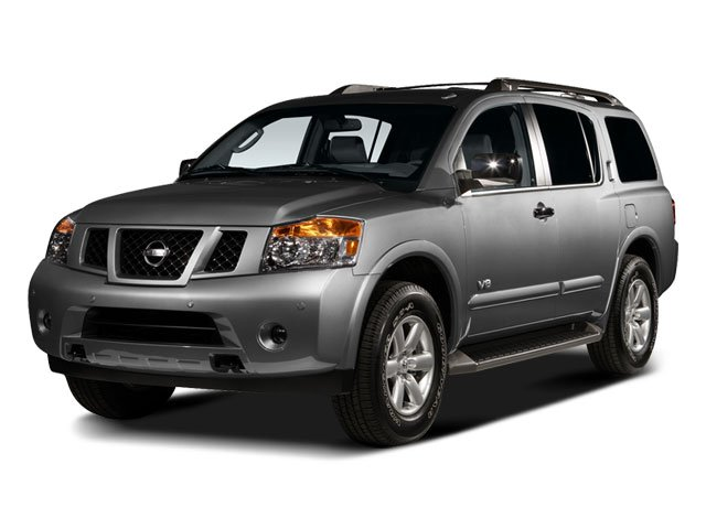 2009 Nissan Armada LE LockingLimited Slip Differential Rear Wheel Drive Tow Hitch Air Suspensio