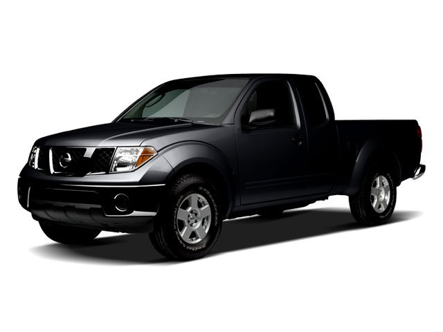 2009 Nissan Frontier FRONTIER Rear Wheel Drive Power Steering 4-Wheel Disc Brakes Steel Wheels