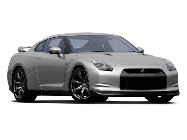 2009 Nissan GT-R Premium Turbocharged All Wheel Drive Power Steering 4-Wheel Disc Brakes Alumin