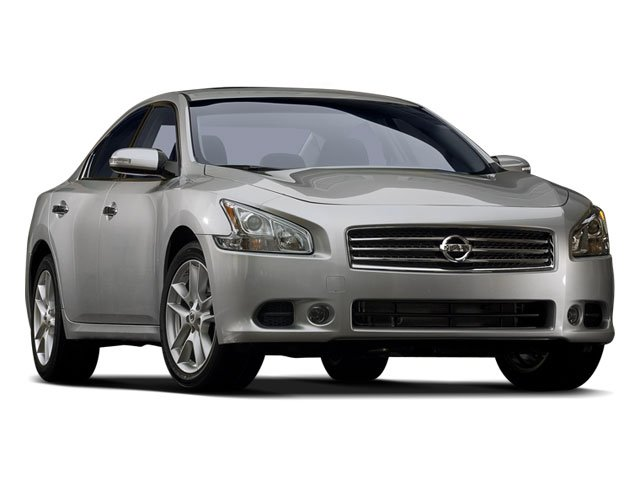2009 Nissan Maxima 35 SV wPremium Pkg Front Wheel Drive Power Steering 4-Wheel Disc Brakes Alu