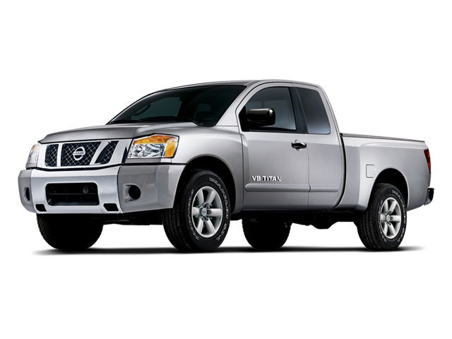 2009 Nissan Titan SE Rear Wheel Drive Power Steering 4-Wheel Disc Brakes Aluminum Wheels Tires