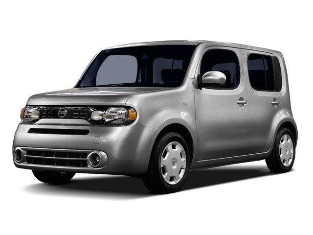 2009 Nissan cube Wagon I4 18 Bucket SeatsCloth SeatsRear Bench SeatPrivacy GlassAdjustable Ste
