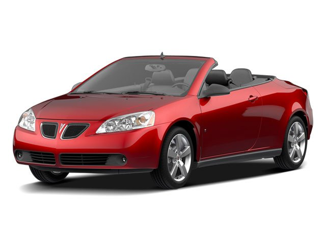 2009 Pontiac G6 GT w1SA Ltd Avail Front Wheel Drive Power Steering ABS 4-Wheel Disc Brakes T
