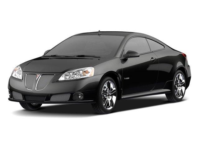 2009 Pontiac G6 GT w/1SA *Ltd Avail*