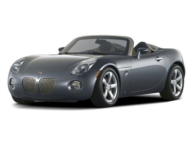 2009 Pontiac Solstice Base LockingLimited Slip Differential Rear Wheel Drive Power Steering ABS