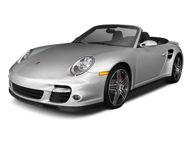 2009 Porsche 911 Carrera S Convertible