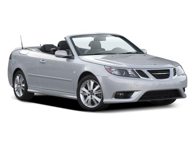 2009 Saab 9-3 20T Turbocharged Front Wheel Drive Power Steering 4-Wheel Disc Brakes Aluminum W