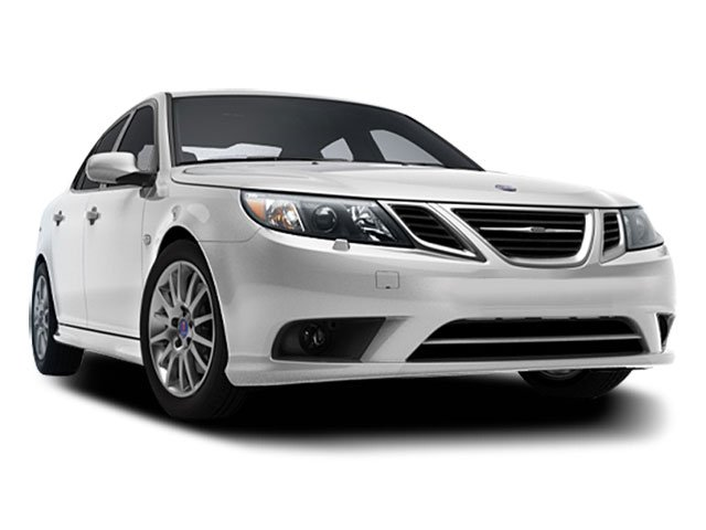 2009 Saab 9-3 20T Turbocharged Front Wheel Drive Power Steering 4-Wheel Disc Brakes Aluminum W
