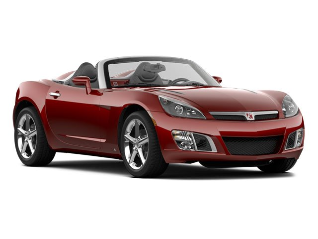 2009 Saturn Sky Red Line Turbocharged LockingLimited Slip Differential Rear Wheel Drive Power S