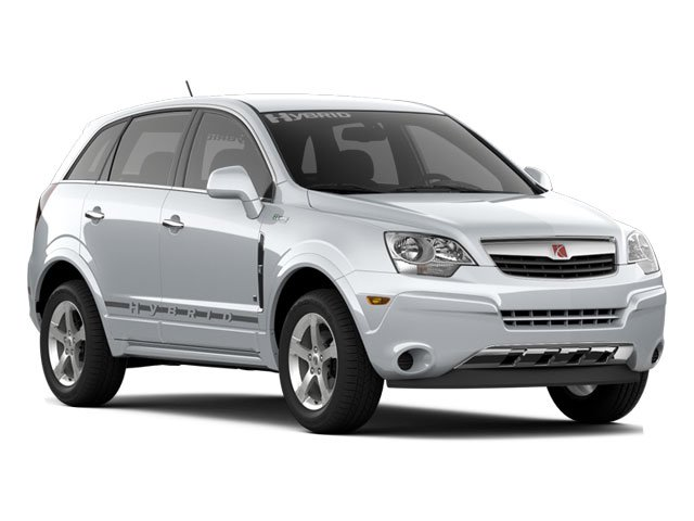 2009 Saturn VUE Hybrid I4 Front Wheel Drive ABS 4-Wheel Disc Brakes Aluminum Wheels Tires - Fro