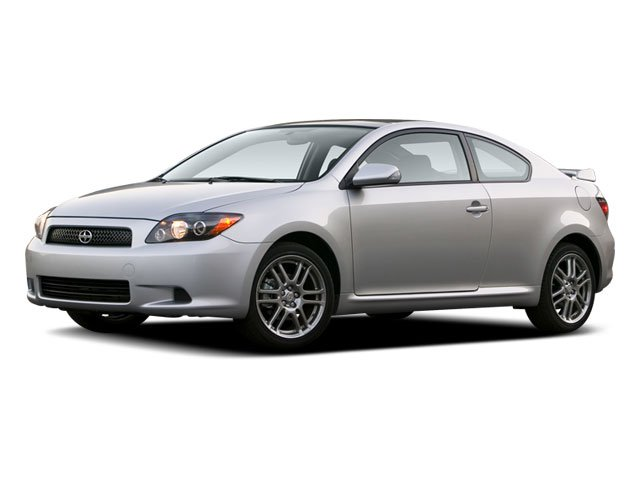 2009 Scion tC  Front Wheel Drive Power Steering 4-Wheel Disc Brakes Aluminum Wheels Tires - Fro