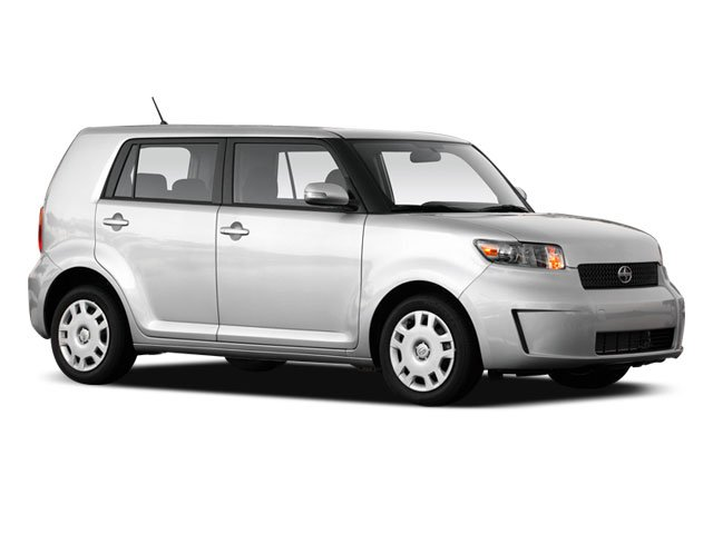 2009 Scion xB Base Front Wheel Drive Power Steering 4-Wheel Disc Brakes Wheel Covers Steel Whee