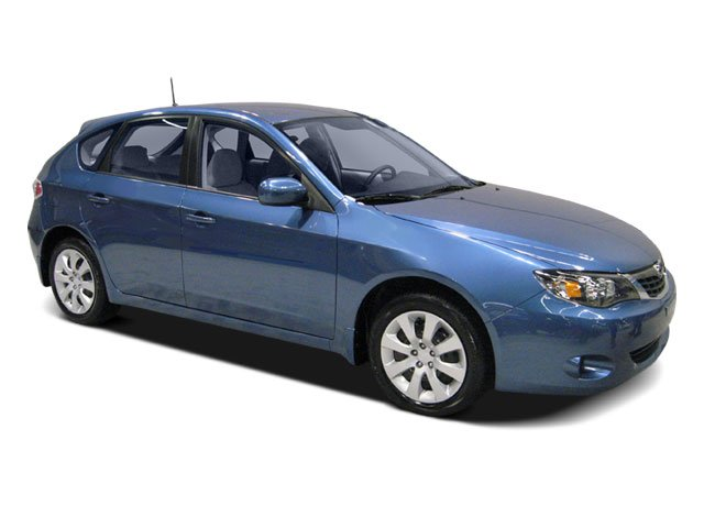 2009 Subaru Impreza Wagon i All Wheel Drive Power Steering 4-Wheel Disc Brakes Wheel Covers Ste