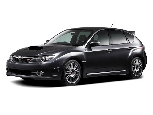 2009 Subaru Impreza Wagon WRX WRX Man Turbocharged All Wheel Drive Power Steering 4-Wheel Disc B