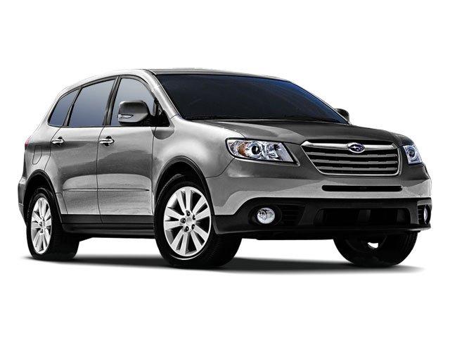 2009 Subaru Tribeca  All Wheel Drive Power Steering 4-Wheel Disc Brakes Aluminum Wheels Tires -