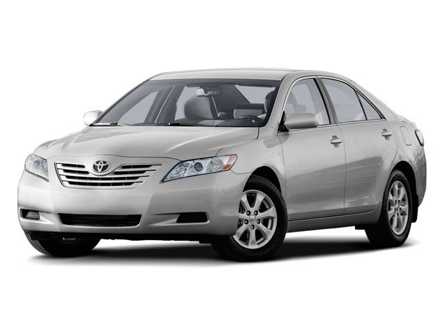 2009 Toyota Camry  Front Wheel Drive Power Steering 4-Wheel Disc Brakes Brake Assist Temporary
