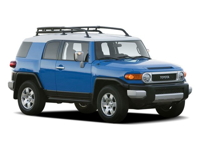 2009 Toyota FJ Cruiser  LockingLimited Slip Differential Four Wheel Drive Power Steering 4-Whee