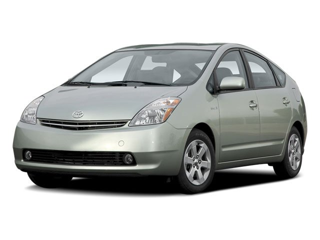 2009 Toyota Prius  Keyless Start Front Wheel Drive Power Steering Front DiscRear Drum Brakes A
