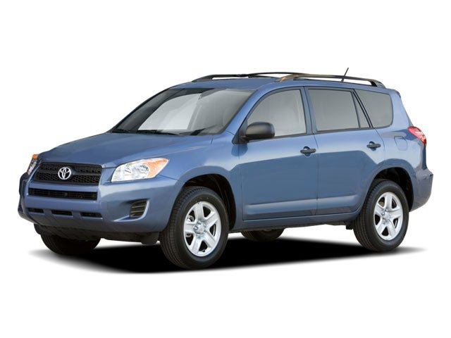 2009 Toyota RAV4 Base 4X4 4dr SUV Four Wheel Drive Power Steering 4-Wheel Disc Brakes Wheel Cove
